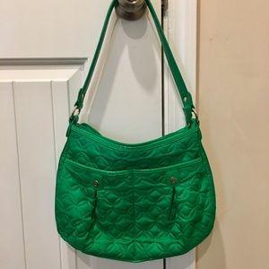 💚VERA BRADLEY💚👜Kelly green
